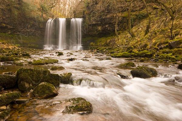 Sgwd yr Eira Waterfalls 2