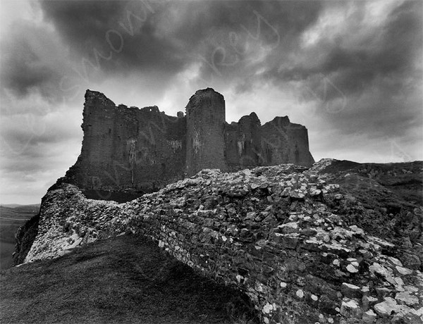 Carreg-Cenne-Castle