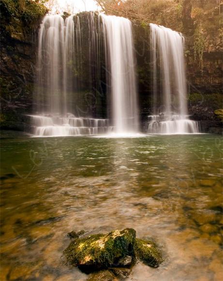 Sgwd yr Eira Waterfalls